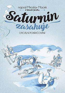 Saturnin zasahuje, Miroslav Macek
